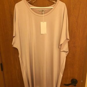 NEVER WORN light pink dress from Zara